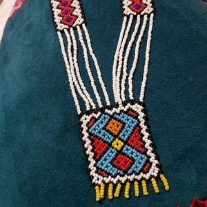 Stunning Indian glass seed bead